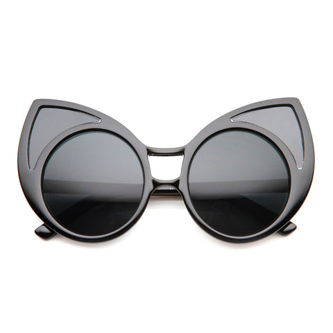 SO PURRTY Cat Eye Sunglasses at FLYJANE | Contemporary Fashion Sunglasses at FLYJANE | Cat Eye Sunglasses