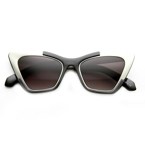 MODERN DRAMA Cat Eye Sunglasses at FLYJANE | Contemporary Fashion Sunglasses under $25 | Cat Eye Sunglasses