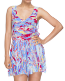 OCEAN SUNSETS Romper at FLYJANE
