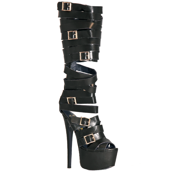 London Trash CARINA Platform Boot at FLYJANE