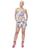 VIVID WONDER Short Set at FLYJANE