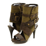 DANI STRAPPY ANKLE BOOTS