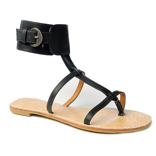NAOMI Thong Sandals in Black at FLYJANE | Cute Thong Sandals | Black Sandals | Black Thong Sandals | Open Toe Sandals | Cute Sandals under $25 | Shop FLYJANE on Instagram