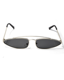 ONA SLIM TRIANGLE FLAT LENS SUNGLASSES