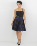 HEARTBEAT FLARE SKIRT