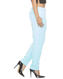 ISABELLE Trouser Pant in Powder Blue at FLYJANE