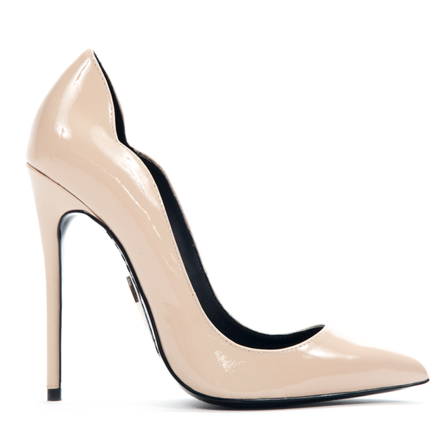 Lust for Life KASH Pump in Nude Patent (PRE-ORDER) at FLYJANE | Essence Magazine March 2015 | Tracey Ellis Ross