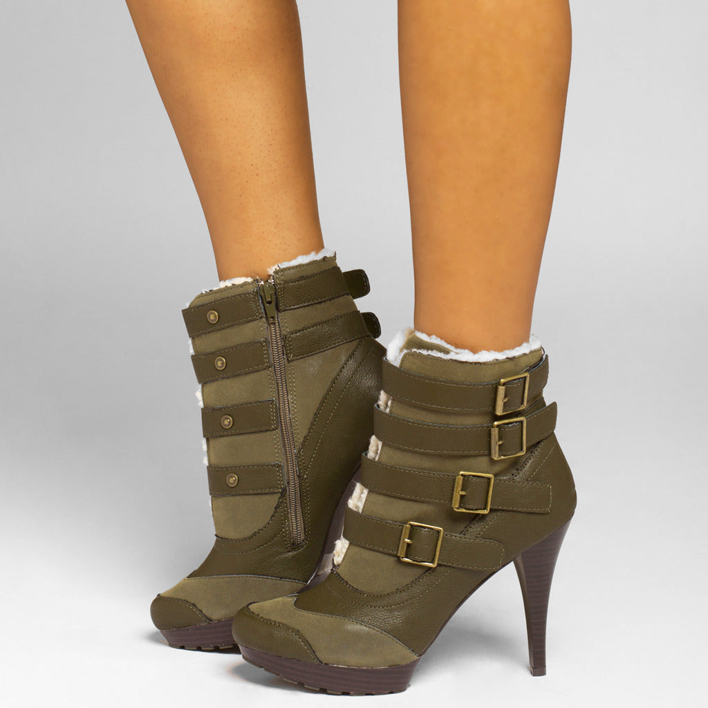 Qupid Manage-13 Boot - Brody | FLYJANE