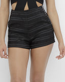 BATHAZAR SHORTS- BLACK