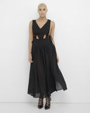 REEMA Black Cutout Dress at FLYJANE | Black Dress | Follow us on Instagram | Endless Rose Dress