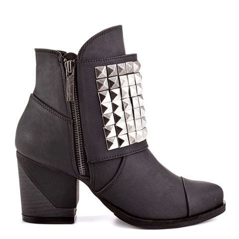 Michael Antonio Studio MARCOS Studded Boot at FLYJANE
