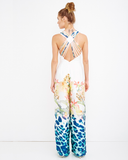 Ark & CO. ODYSSEY SILK JUMPSUIT available NOW at FLYJANE