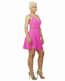 PARTY ON Skater Dress at FLYJANE