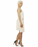 SWEET PLEAT Dress at FLYJANE