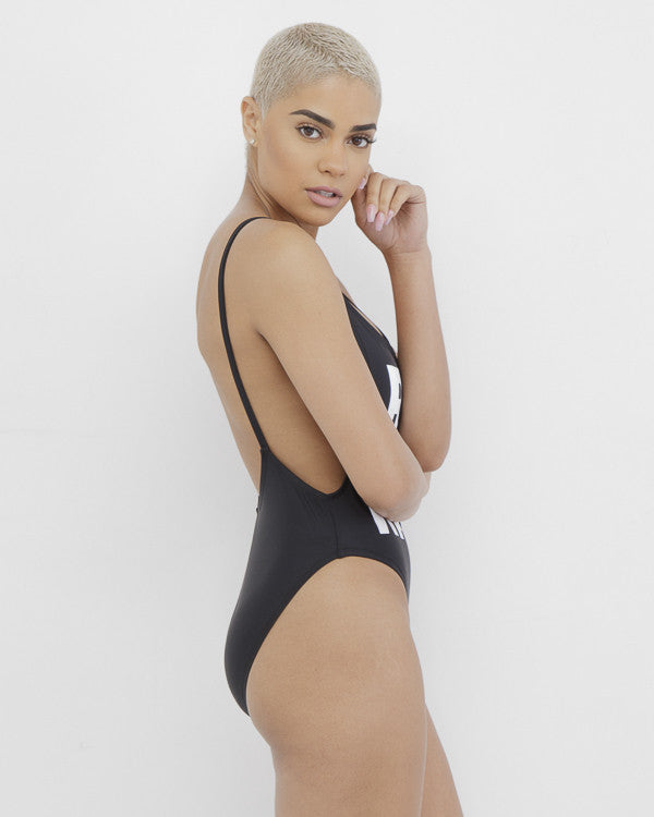 BAE WATCH Black One Piece Swimsuit at FLYJANE | Sexy BAE WATCH Bodysuit | Black BAY WATCH Swimsuit | Black One Piece Swimsuit | private Party BaeWatch