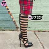 Zigi Girl PROXY Gladiator Boot available NOW at FLYJANE