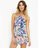 RILEY Floral Romper at FLYJANE | Floral Romper | Spring Fashion 2015 | Cute Clothes for Summer