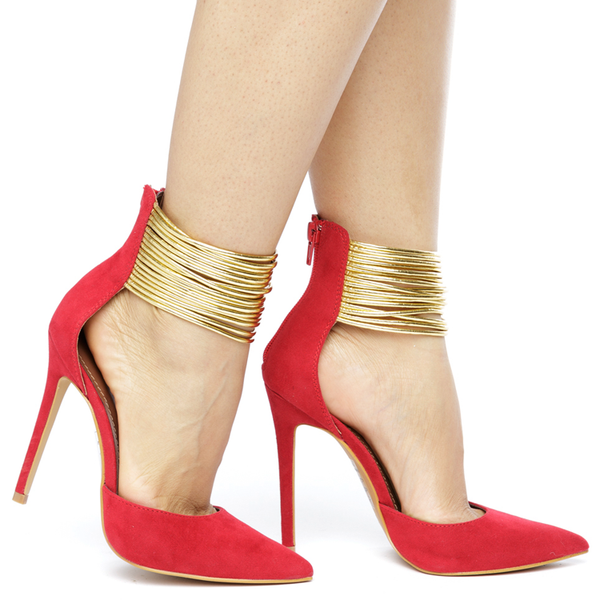 SPLENDID HEEL - RED