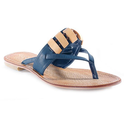 NONI Beaded Thong Sandals at FLYJANE | Cute Thong Sandals | Blue Slides | Blue Thong Sandals | Cute Sandals under $25 | Shop FLYJANE on Instagram