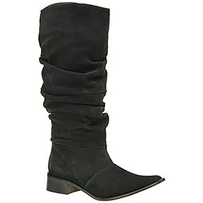 CHINESE LAUNDRY WINNER SLOUCHY SUEDE BOOT (SAMPLE)