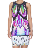 COMPUTER LOVE DRESS at FLYJANE