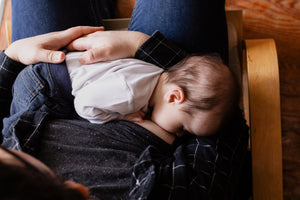 BREASTFEEDING A BABY WITH ALLERGIES