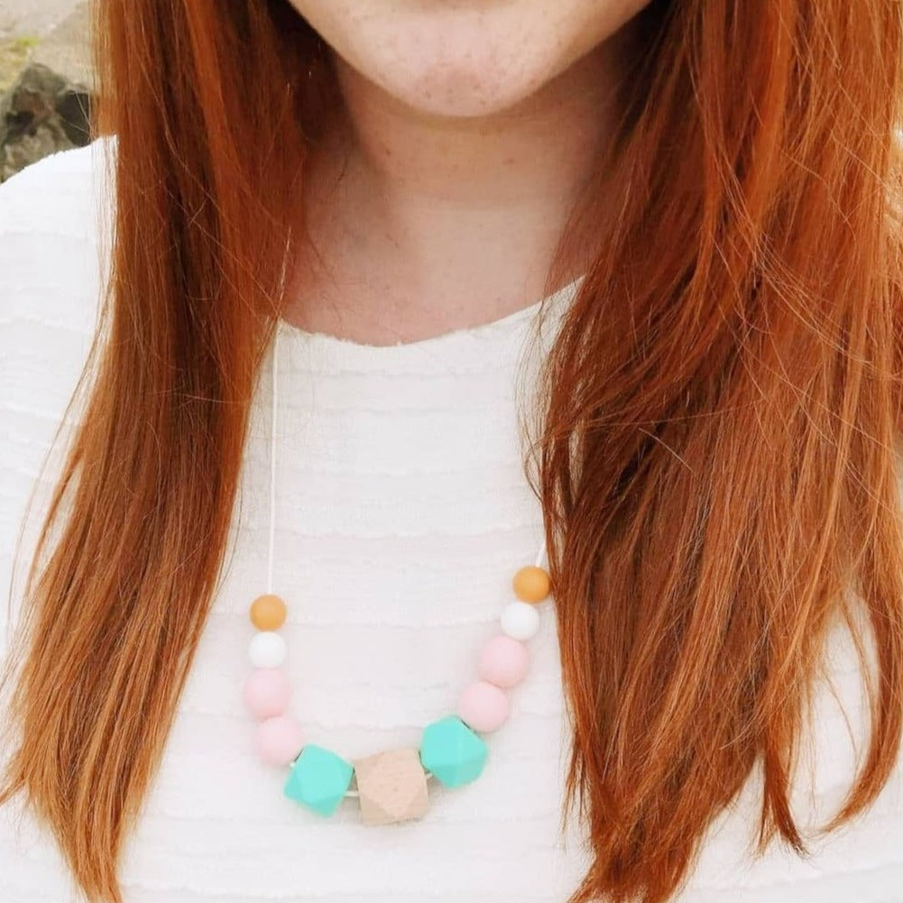 Butterfly Silicone Teething Necklace