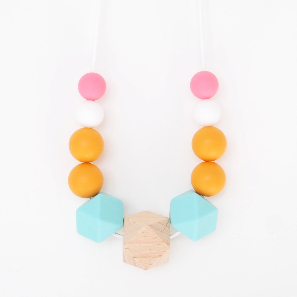 Dawn Teething Necklace (Pre-order)