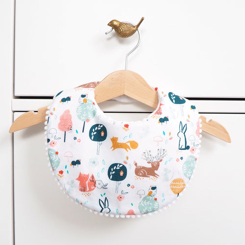 In The Woods Bib (Pre-order)