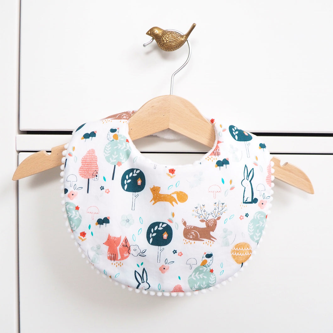 In The Woods Bib