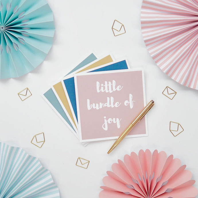 Little Bundle of Joy Greeting Card