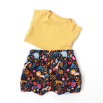 Safari Needlecord Baby Bloomers - The Wild and the Tame