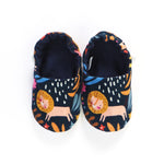 Safari Needlecord Pre-Walker Baby Shoes - The Wild and the Tame