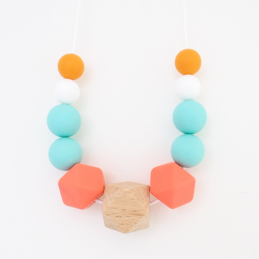 Blossom Silicone Teething Necklace