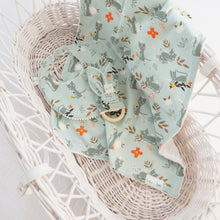 Curious Kitten Cot / Moses Basket Blanket
