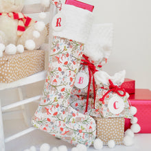 Personalised Luxury Christmas Stocking For Babies and Children - The Wild and The Tame