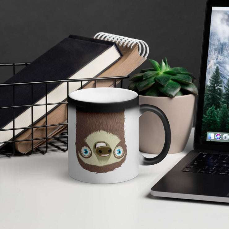 Black Magic Mug - sloth