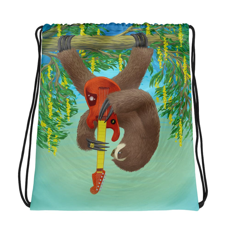 Drawstring bag - Oskar Rocks