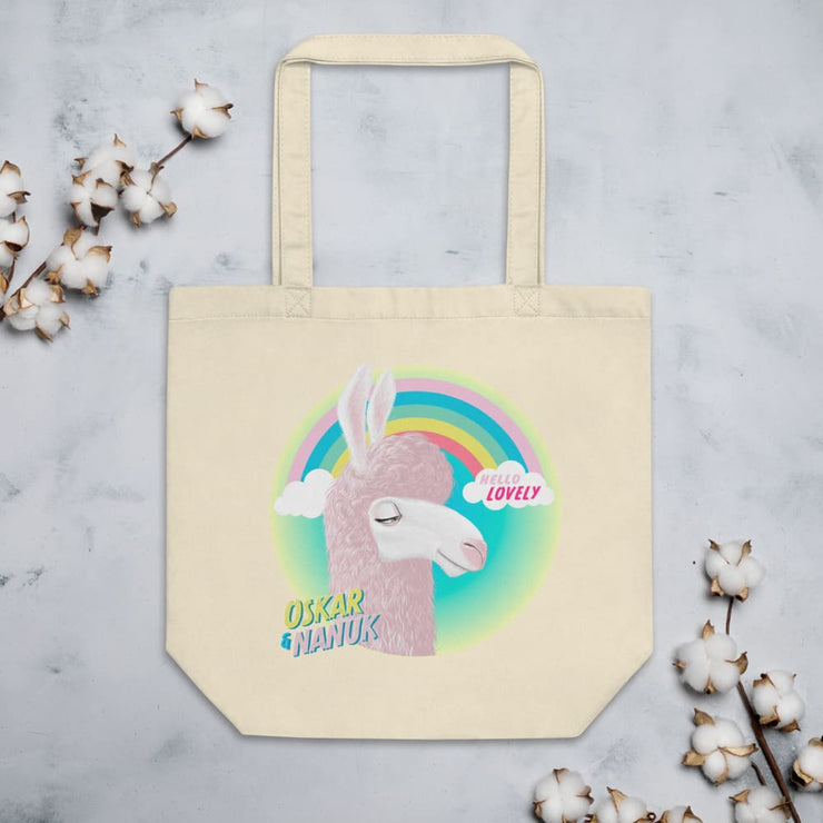 Eco Tote Bag - Hello lovely