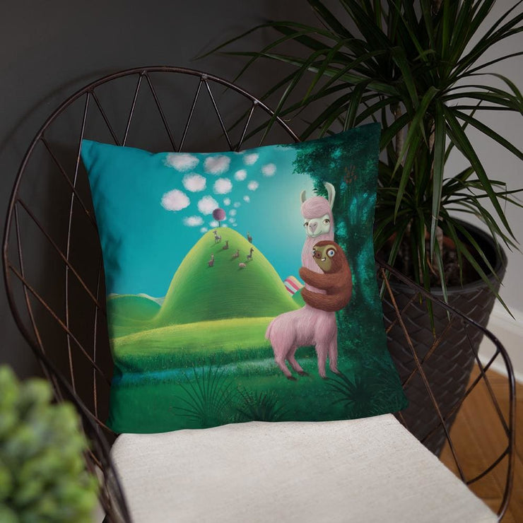 Oskar & Nanuk Pillow Cushion - incl. insert