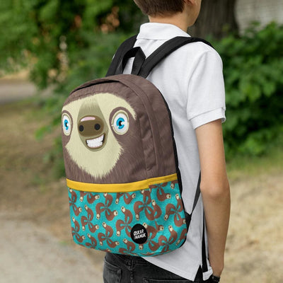 Sloth Backpack - The most awesome sloth bag ever