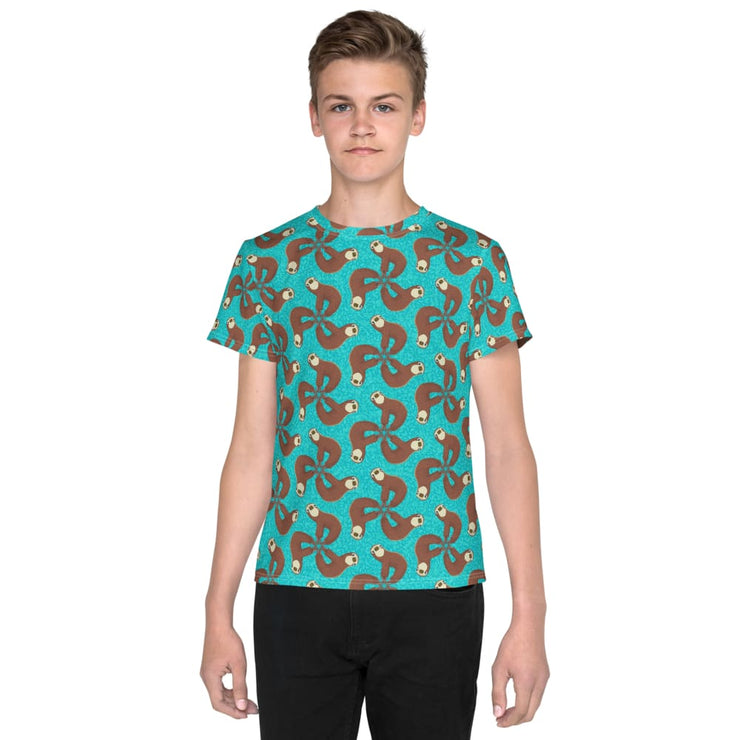 Teens Sloth T-Shirt 8