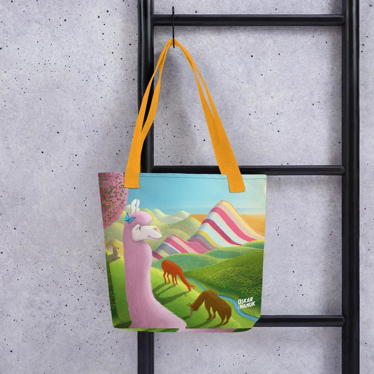 Tote bag - Nanuk Looking
