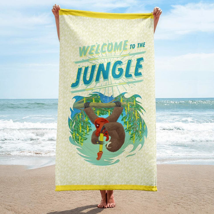 Towel - Welcome to the Jungle