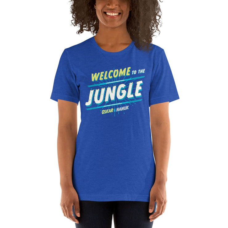 Unisex Short-Sleeve T-Shirt - Welcome to the Jungle
