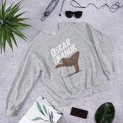 Unisex Sweatshirt - yoga sloth Sport Grey / S