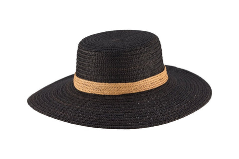 Adalita Hat - Black