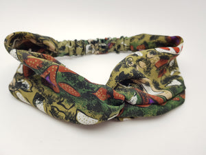 Jungle Twisted Headband