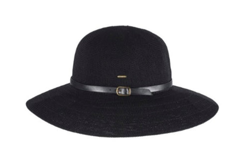 Leslie Hat - Black