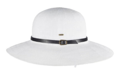 Leslie Hat - Off White
